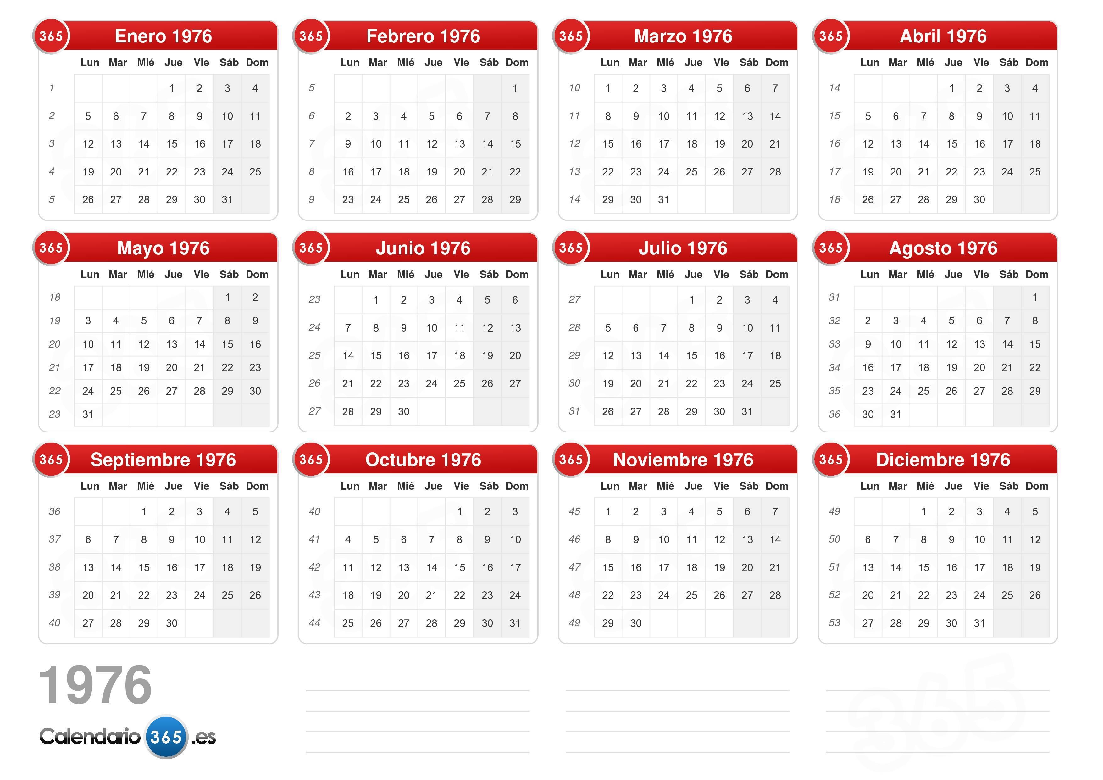 Calendario Serie B 2020 20.Calendario 1976 Calendario 2020
